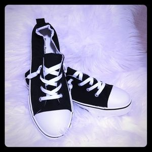 Pierre Dumas Black Tennis shoes